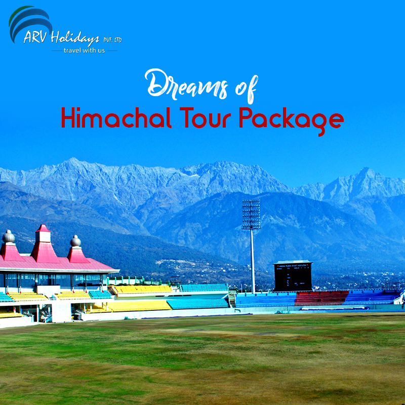 book Himachal tous packages